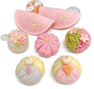 【643】桃の節句を華やかに彩る 簡単! 和菓子作り3/1(木)