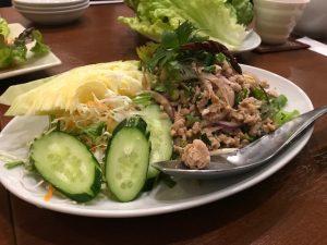 タイ料理いなかむら
