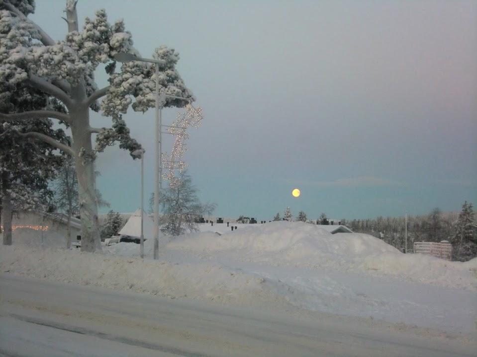 オーロラ観たくてフィンランド!果たして結果は!?北欧旅行①