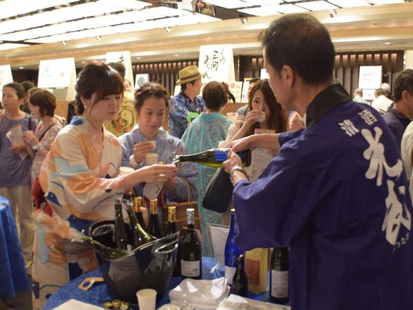 【2組4人を招待】絶品の酒肴を片手に楽しむ、日本酒の試飲会型イベント