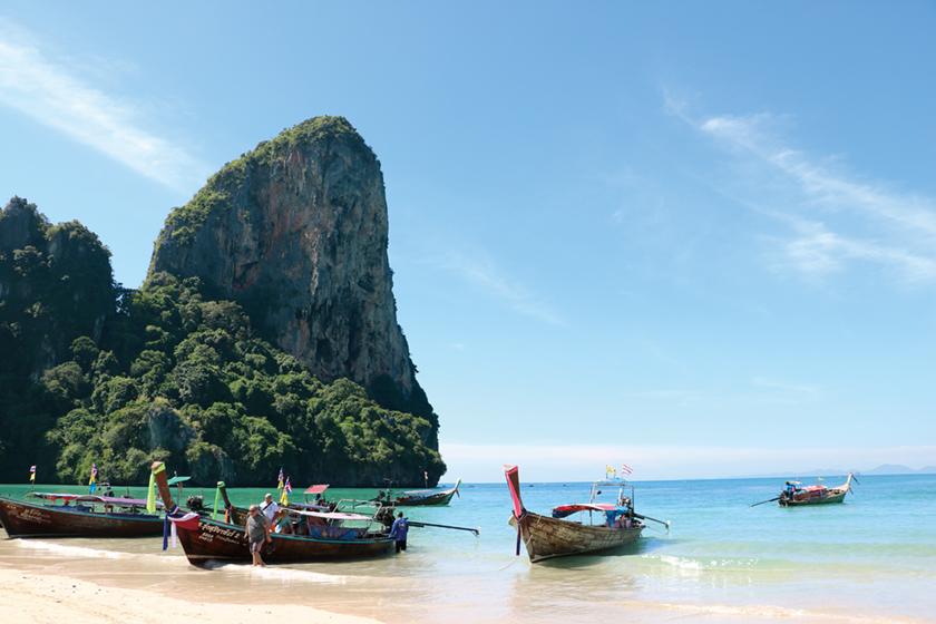 編集部が体験レポート! タイのビーチリゾート「クラビ&カオラック」