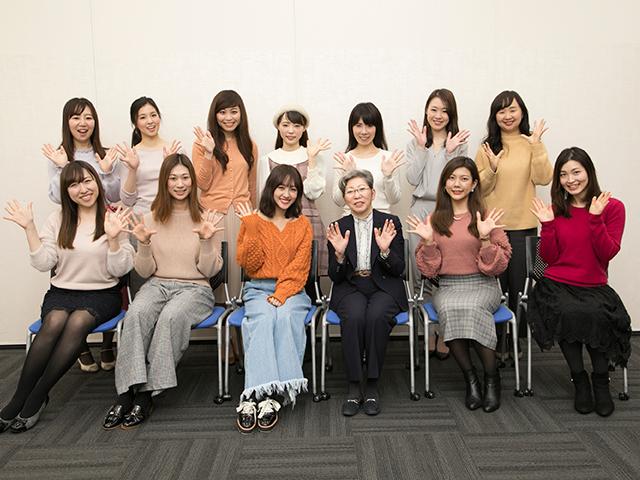 子宮頸がん検診について前田希美さんとトーク!舟山久美子さんからメッセージも