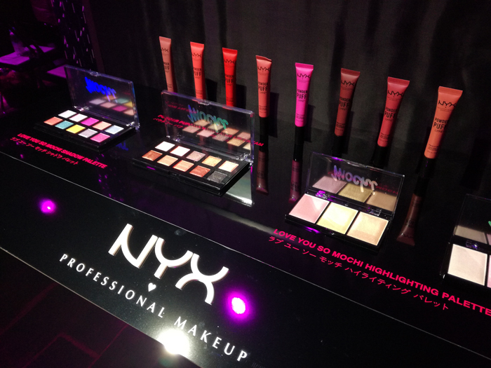 【編集部ブログ<TOKYO>】プチプラでプロ並みのメイクに?「NYX Professional Makeup」の新作発表会レポ