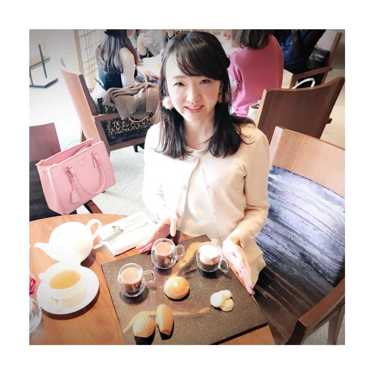 リッツカールトン京都♡焼菓子+ピエール・エルメ・パリのショコラショー
