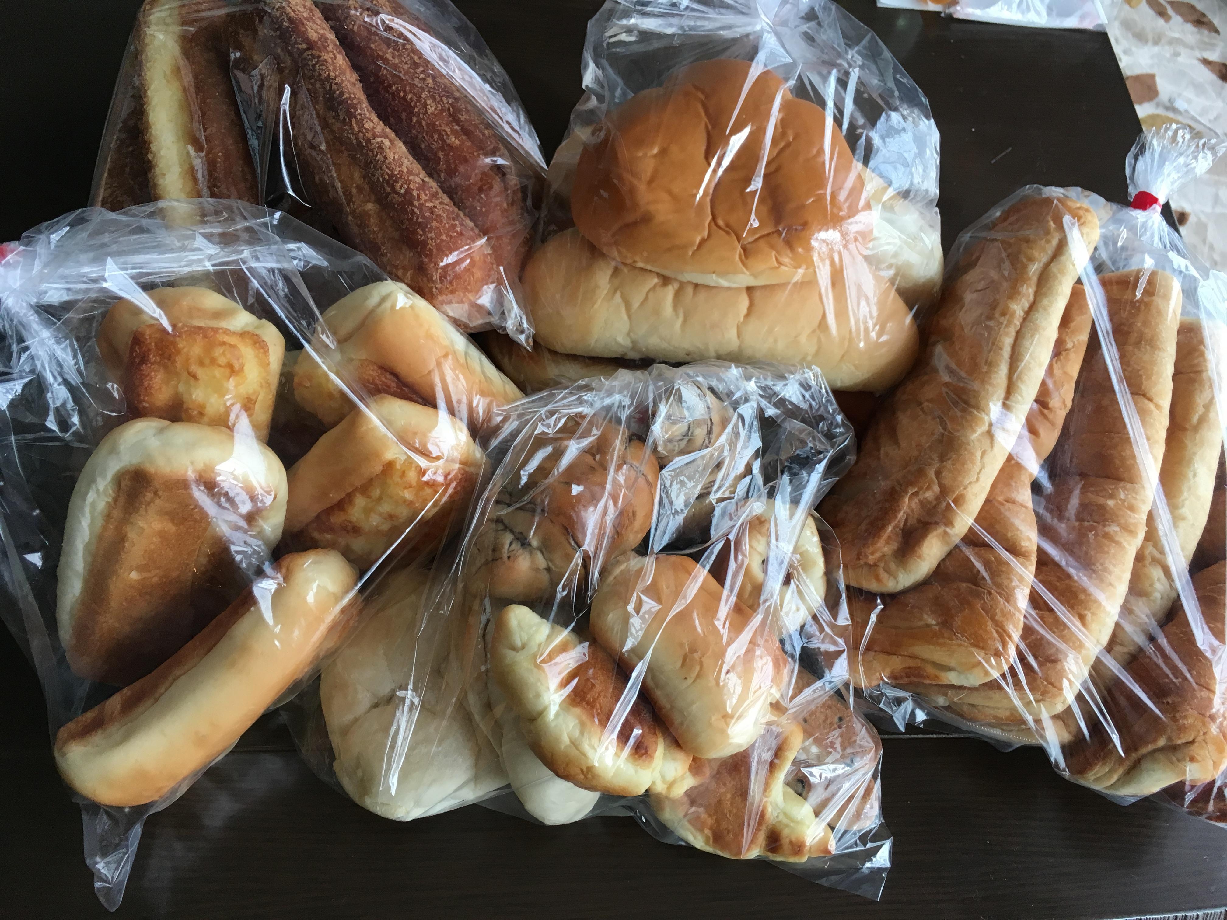 パンのアウトレット?!シライシパン仙台工場にある激安店