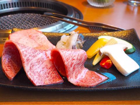 肉食女子も大満足♡焼肉 山水@GINZA SIX