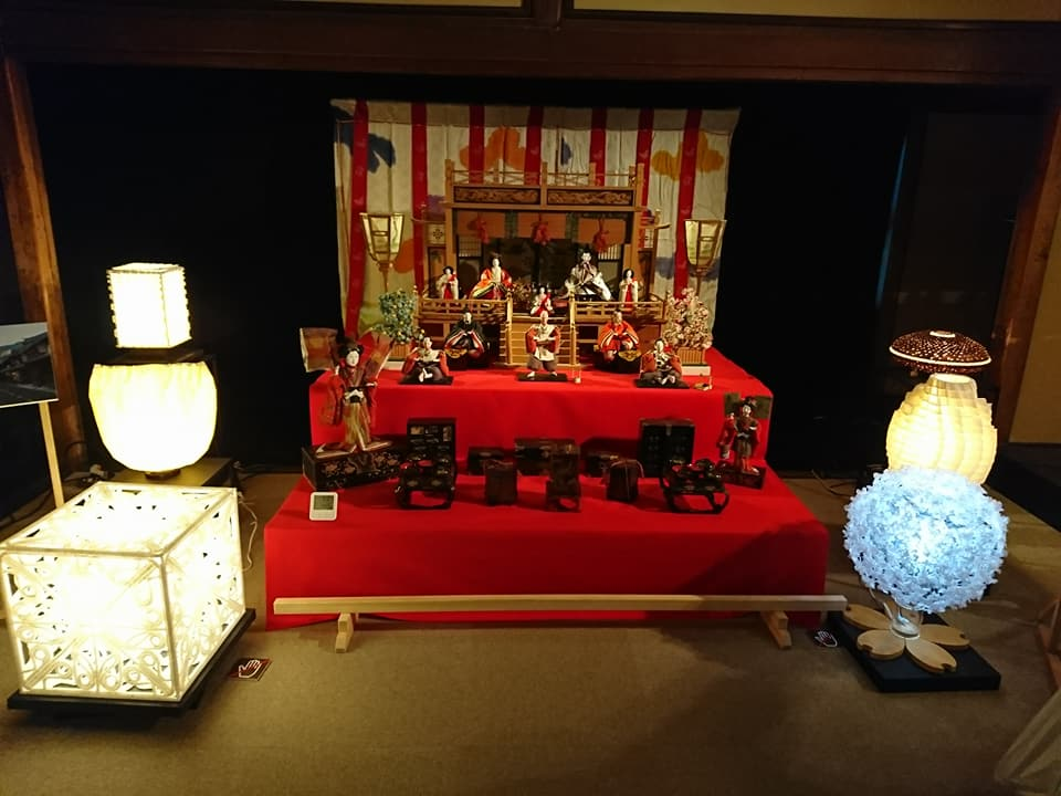 【ホテル雅叙園東京】百段雛まつり
