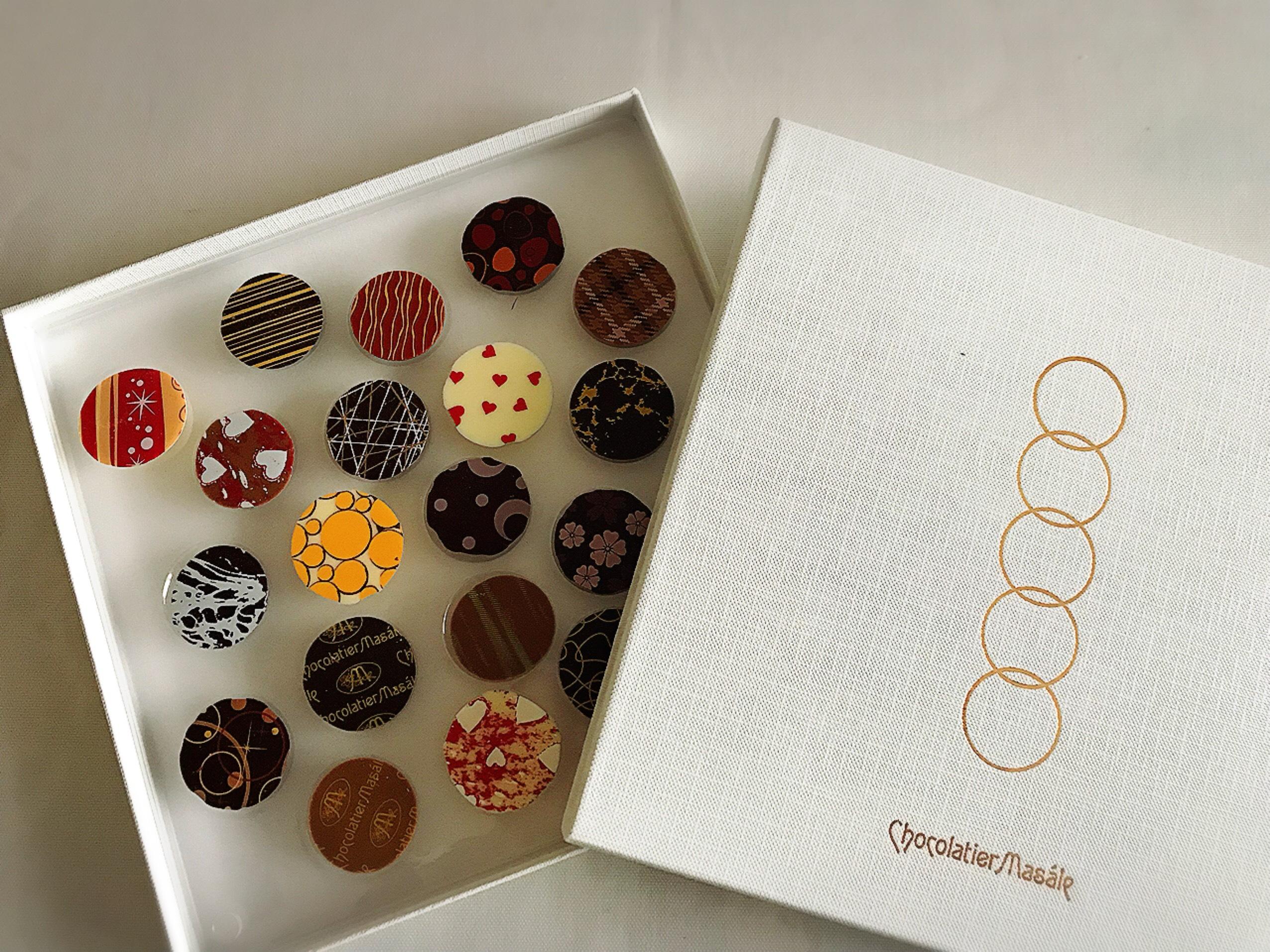 バレンタイン☆本命、職場や友達にも!秘書のオススメ チョコレート!