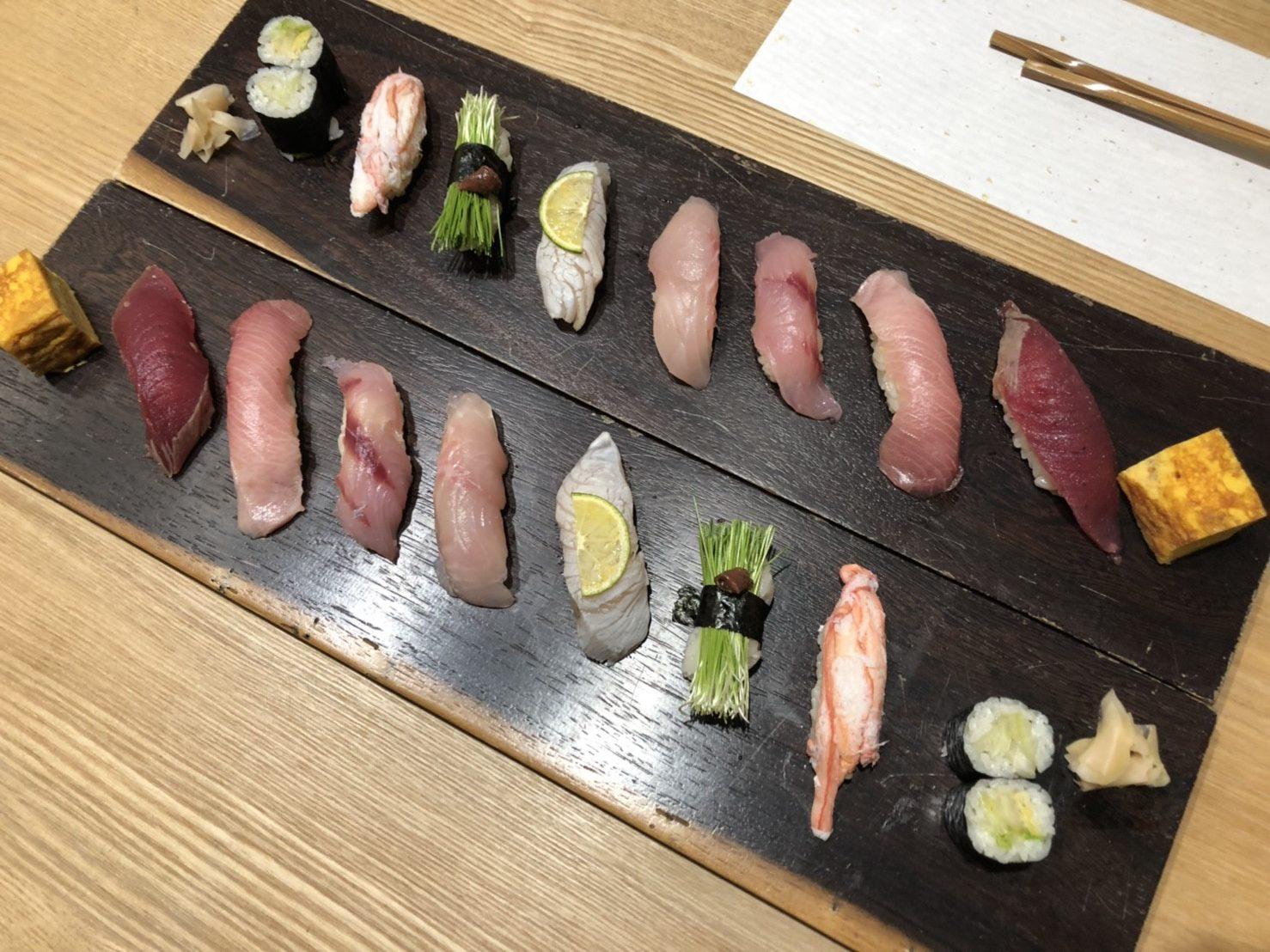 岐阜で美味しい寿司ランチはここ‼予約必須の★たなか★
