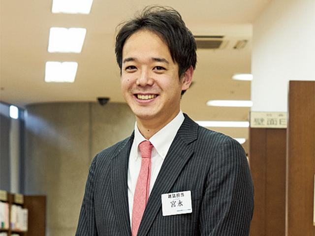 【vol.12】MARUZEN&ジュンク堂書店 梅田店 宮永 淳平さん