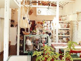 ワタシノスキ!「隠れ家のような海外雑貨&カフェ」