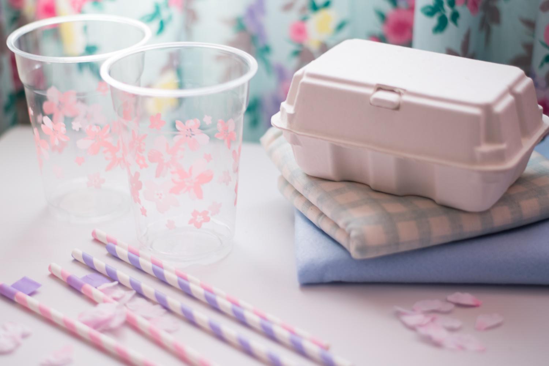 プチプラで華やかに♪かわいいお花見&ピクニックをかなえる超簡単テク