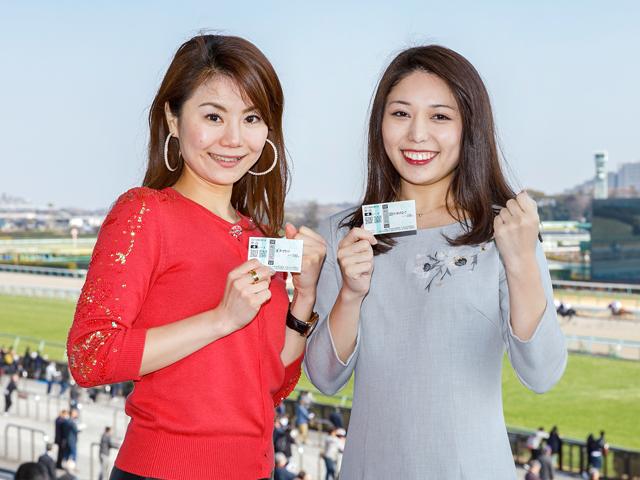 中山競馬場「UMAJO SPOT」で盛り上がろう!ドリンクサービスや限定スイーツも