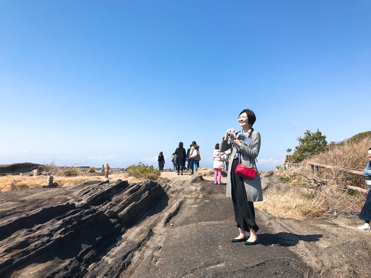 3月11日(日)横須賀体感ツアーレポ②天神島臨海自然教育園で海を堪能♥