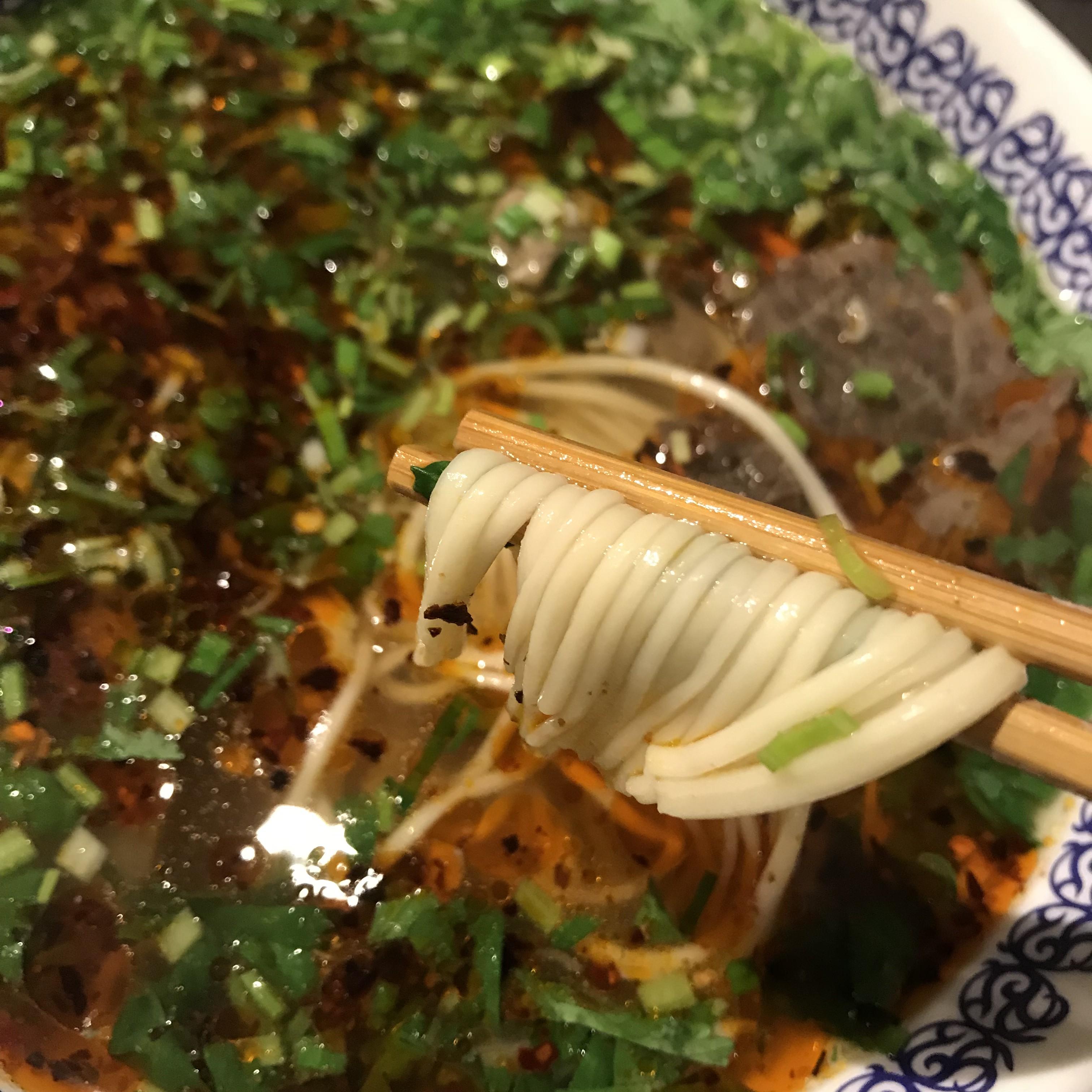 ラーメン好きから広まった!拉麺のなかのラーメン、蘭州拉麺♪