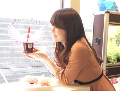 原宿に新インスタ映えカフェがOPEN♡FABIUS cafe