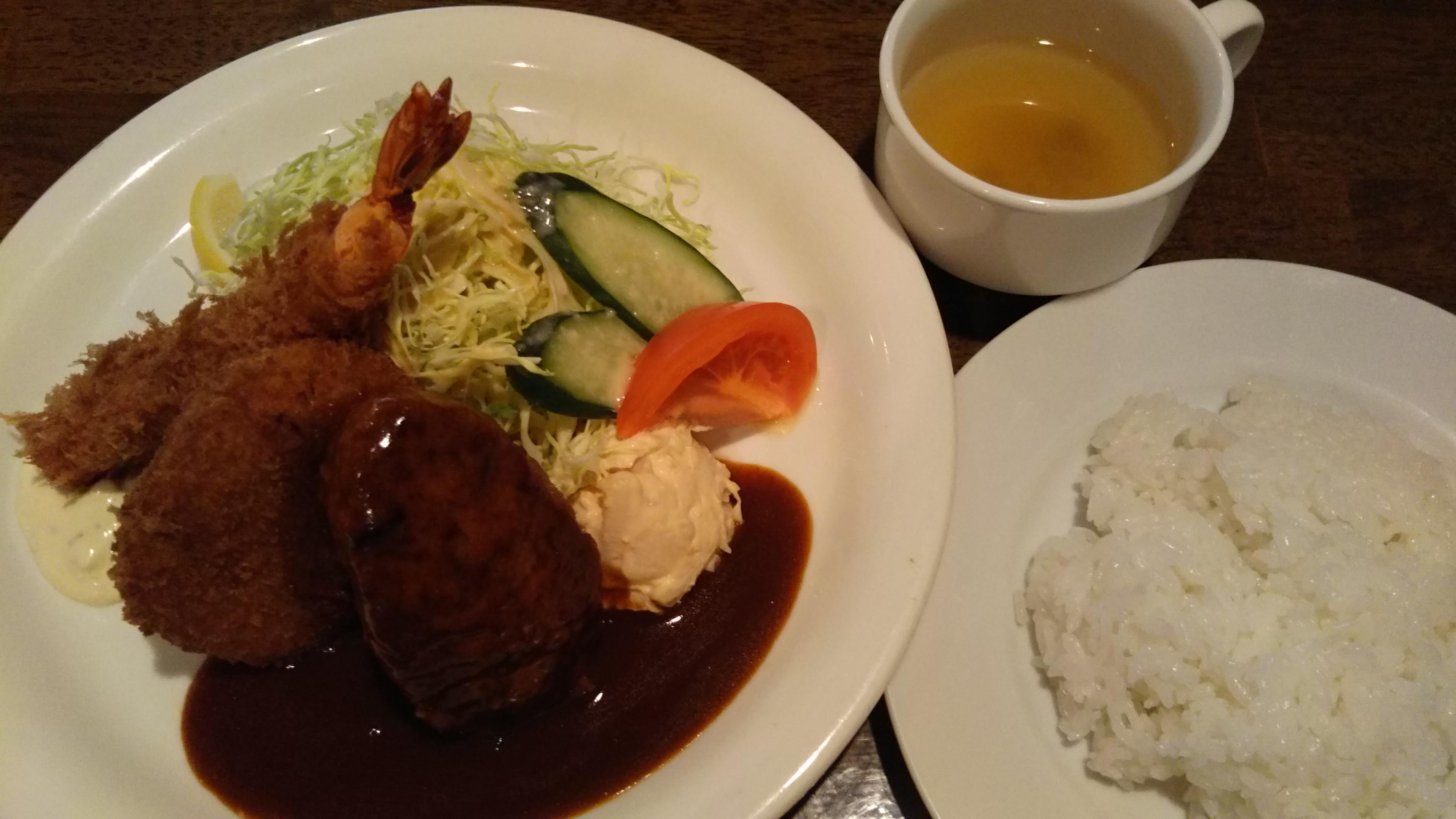 【梅田】人気の洋食 ディナー1000円以内🍴