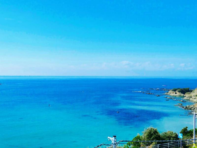 青い空!青い海!横須賀体感ツアー☆絶景の葉山ホテルへ!