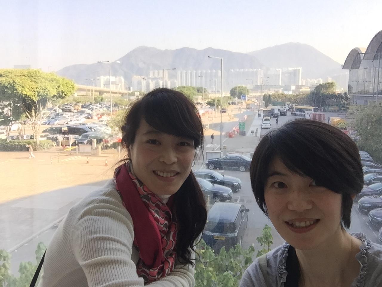 Ma-Yuさんと香港に行ってきた!