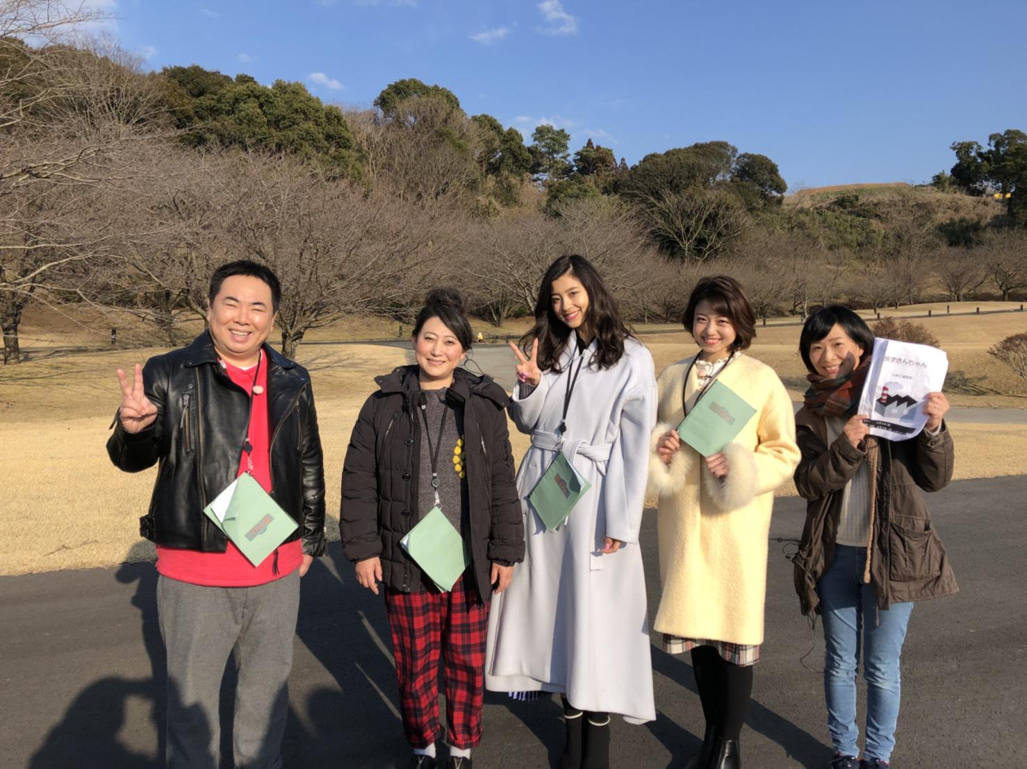 3/4放送TBS系列『旅ずきんちゃん』に出演させて頂きます!