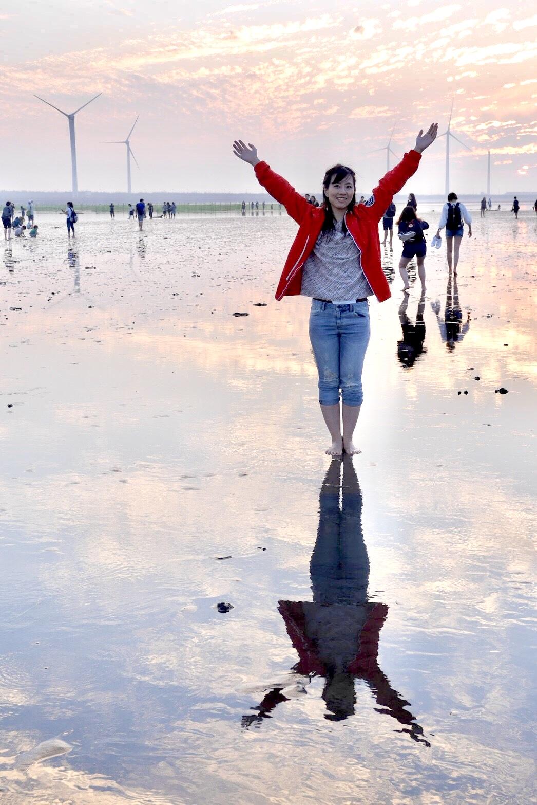 一度は絶対行きたい!台湾・台中市のウユニ塩湖・高美湿原とは?