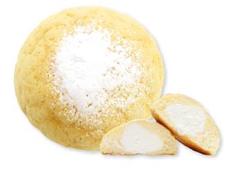 藤崎◆Les FRERES de PAINの「生クリームメロンパン」