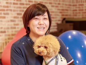 WANCOTT マネージャー 北島 愛さん(36歳)