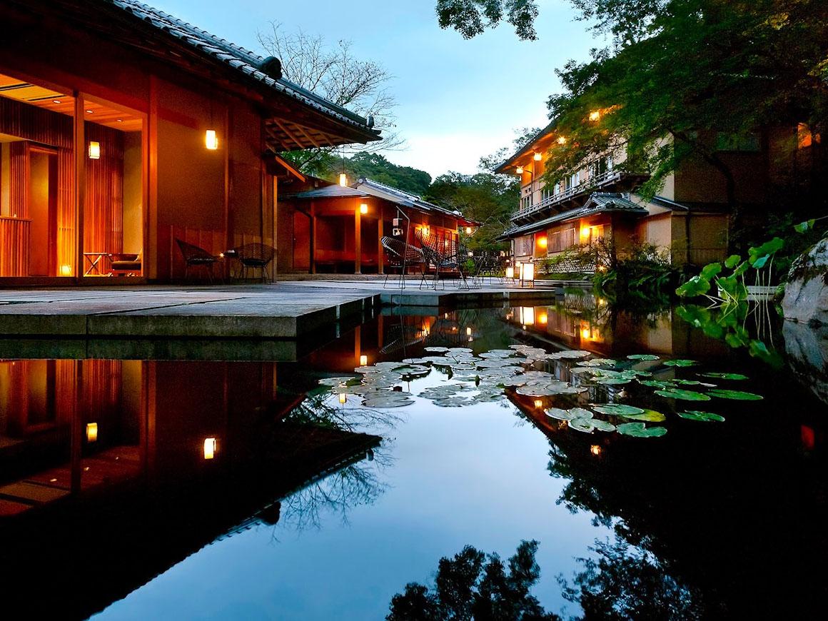 嵐山で1泊2日の「脱デジタル滞在」へ 【星のや京都】