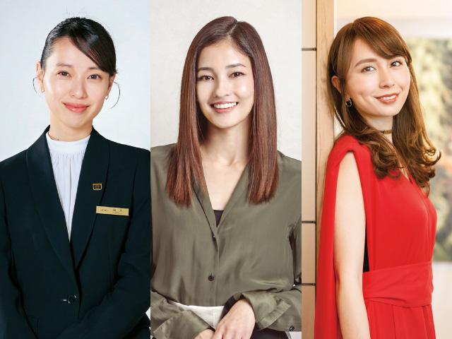30歳をむかえる戸田恵梨香さん、黒木メイサさん、May J.さんにインタビュー