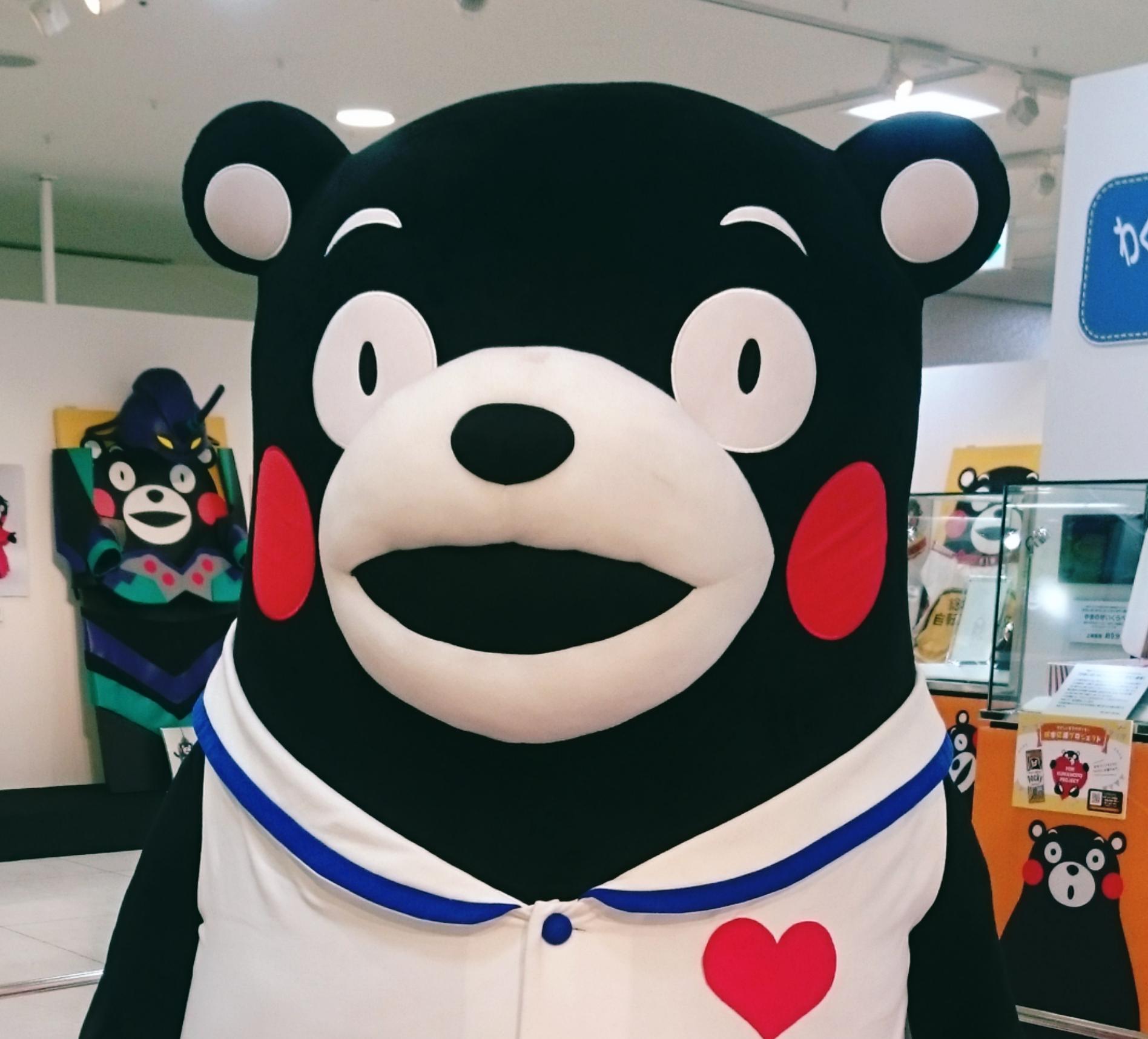 名古屋高島屋で『大くまモン展』『大九州・沖縄展』開催中!