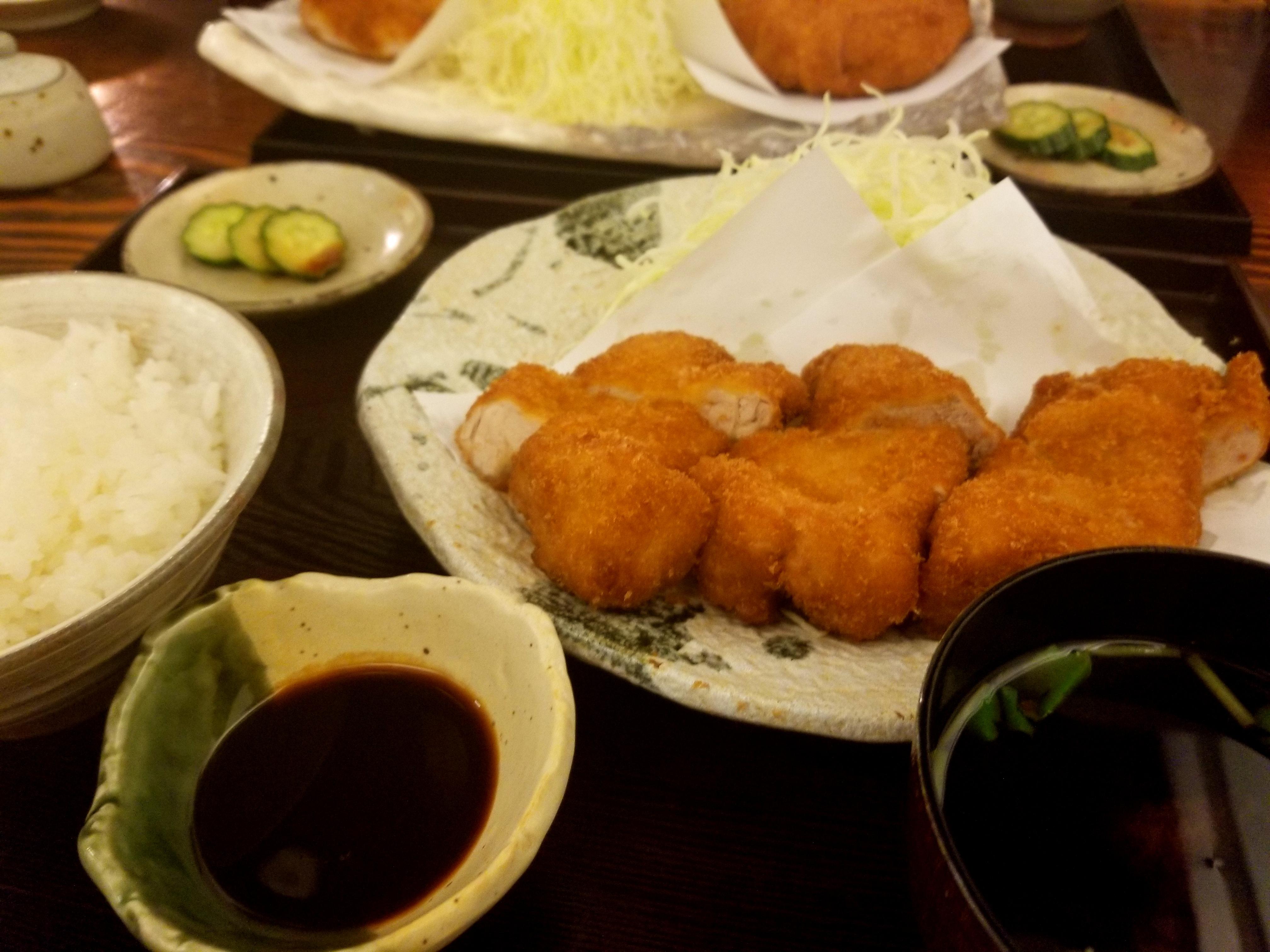 私が選ぶ、愛知県で1番美味しいとんかつ屋さん♡