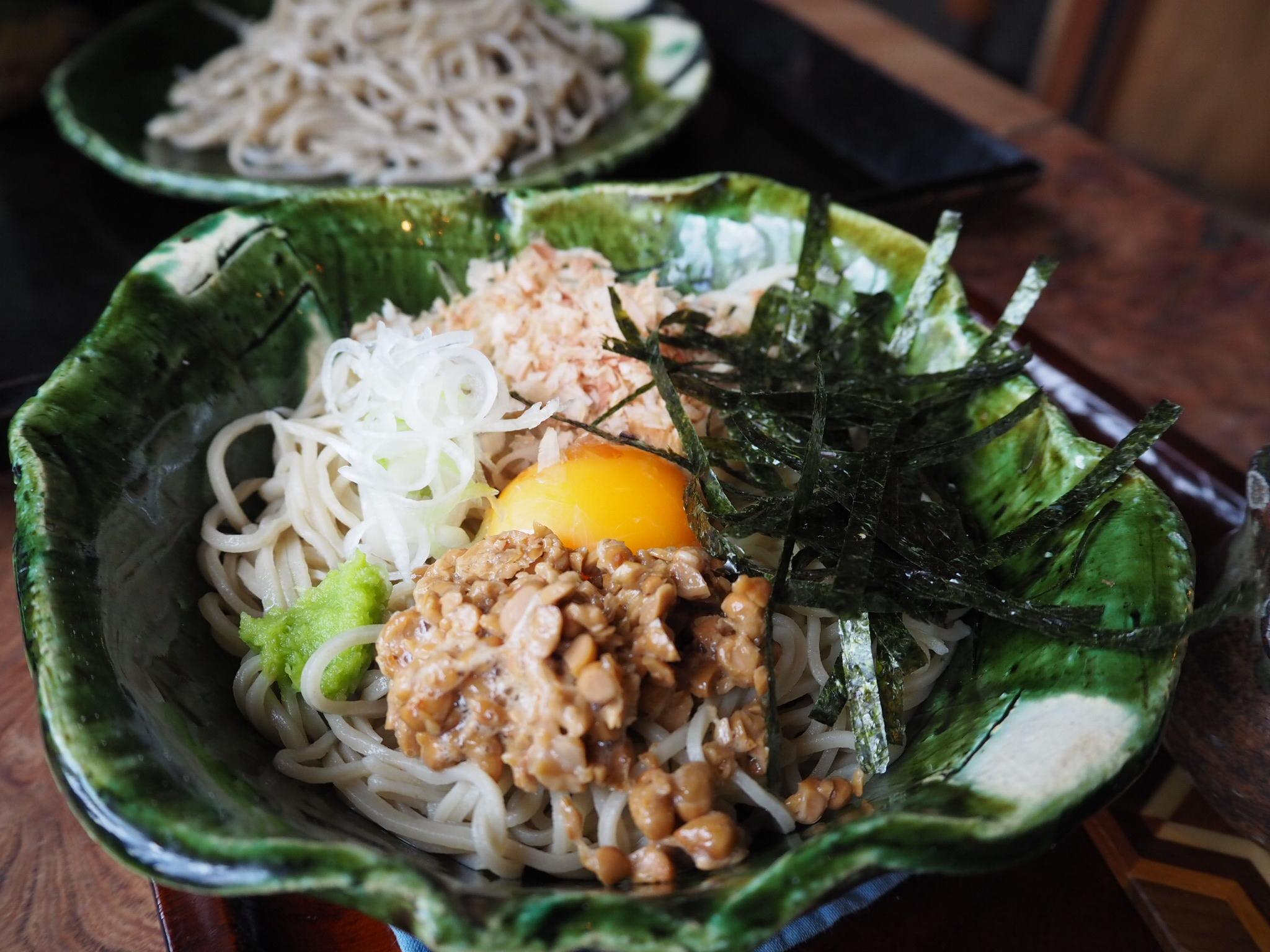 【東京ランチ】下町のお蕎麦やさん
