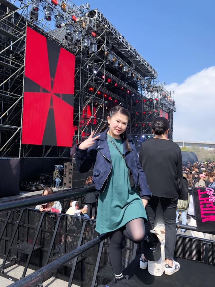 ★wired music festival2018★ちゅん♪