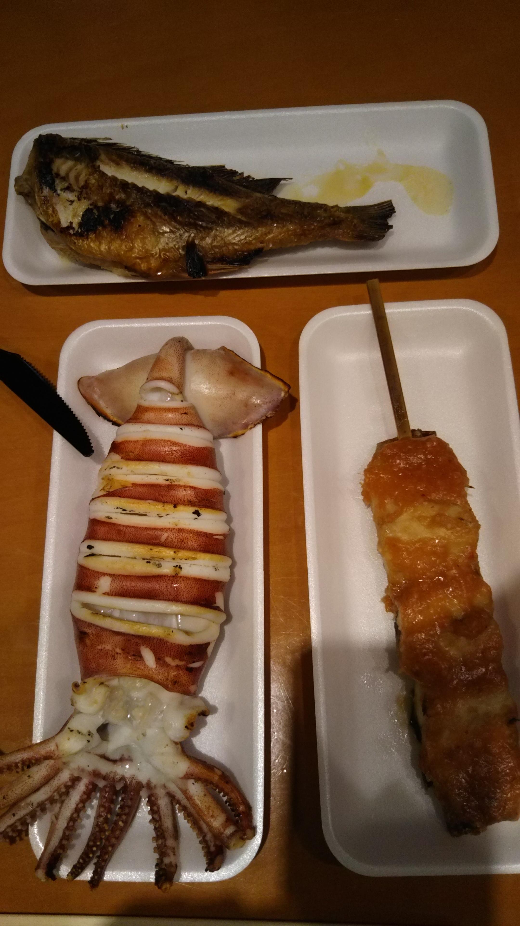 【石川県七尾市】獲れたて新鮮な海鮮と大きくやさしい味のソフトクリーム
