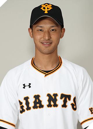 吉川尚輝選手