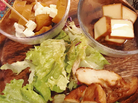 ワタシノスキ!「自家製のくん製と ラテン料理が満喫できる」