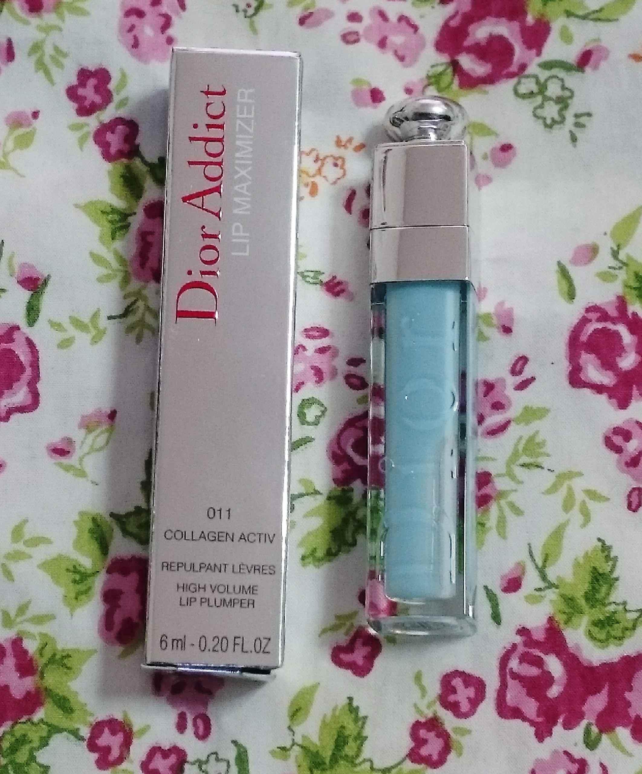 Diorの人気グロス『リップマキシマイザー』から新色ブルーが限定発売!