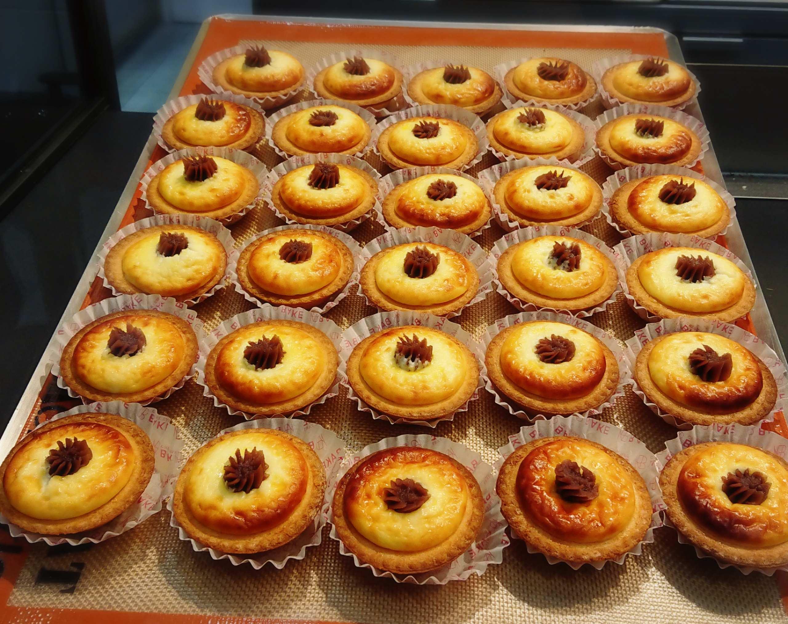 チーズタルト専門店【BAKE CHEESE TART】が名駅にオープン