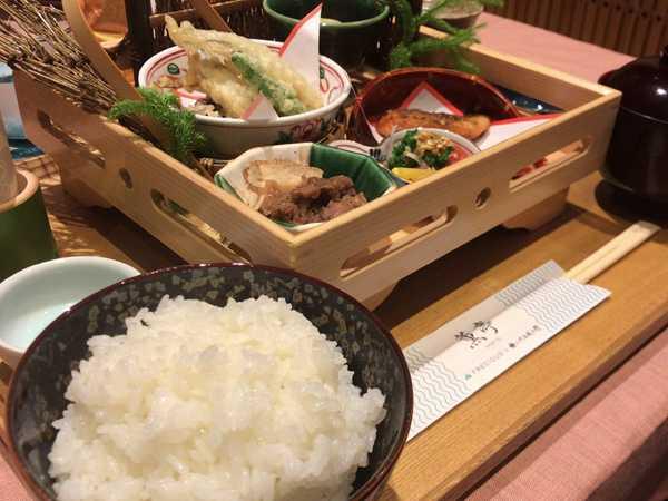 【銀座で6月5日(火)まで期間限定】おいしいお米×水が堪能できるランチ【編集部ブログ<TOKYO>】