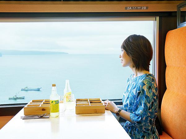 働く女子必見! 関東近郊の列車旅