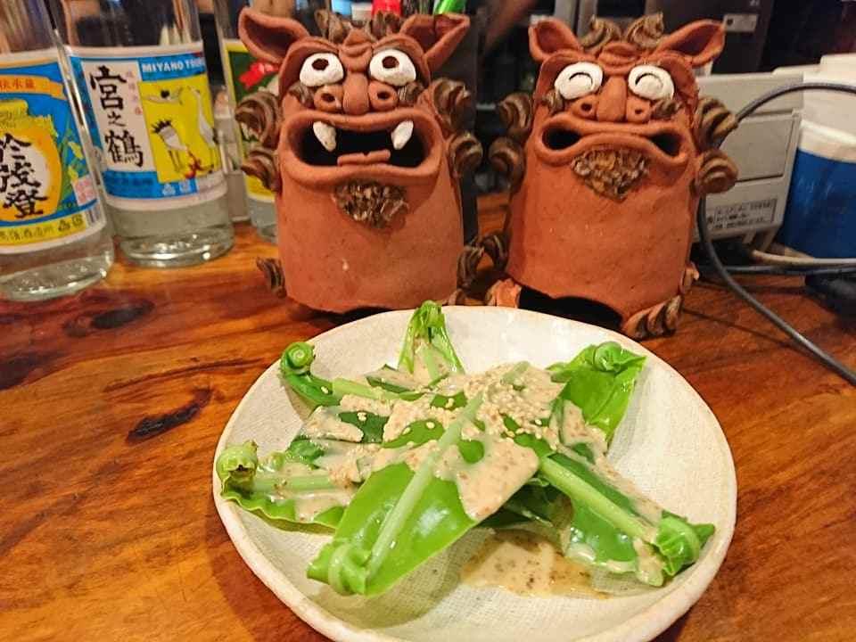 石垣島で島料理をリーズナブルに美味しく!1人前メニューもある居酒屋