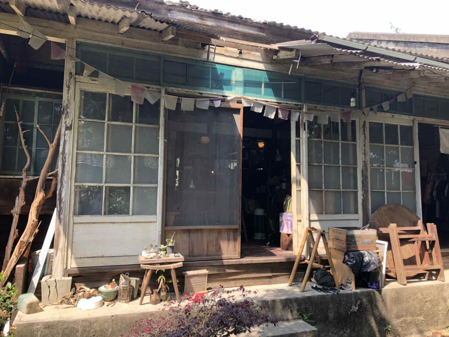 【台湾】taiwanアートに触れる旅4  321巷 芸術聚落in台南