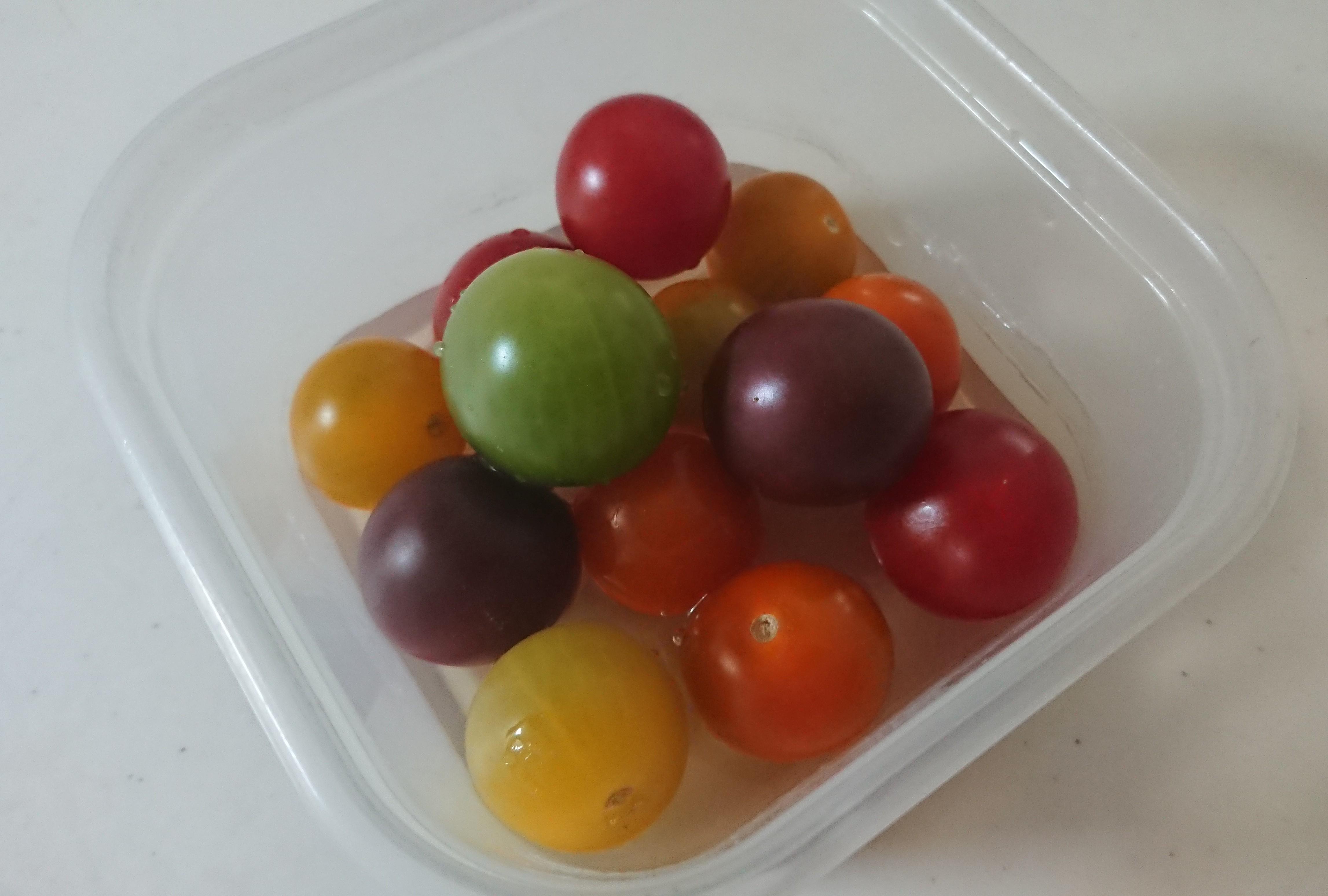 【美肌レシピ】トマト嫌いでも食べられる!まるでスイーツなミニトマト