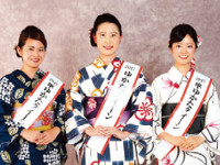 日本最大級のゆかたの祭典「ゆかたクイーンコンテスト 2018」を開催