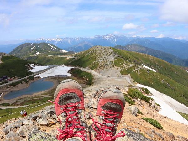 【登山】初心者でも3,000m級の山へ!手軽に絶景『乗鞍岳』