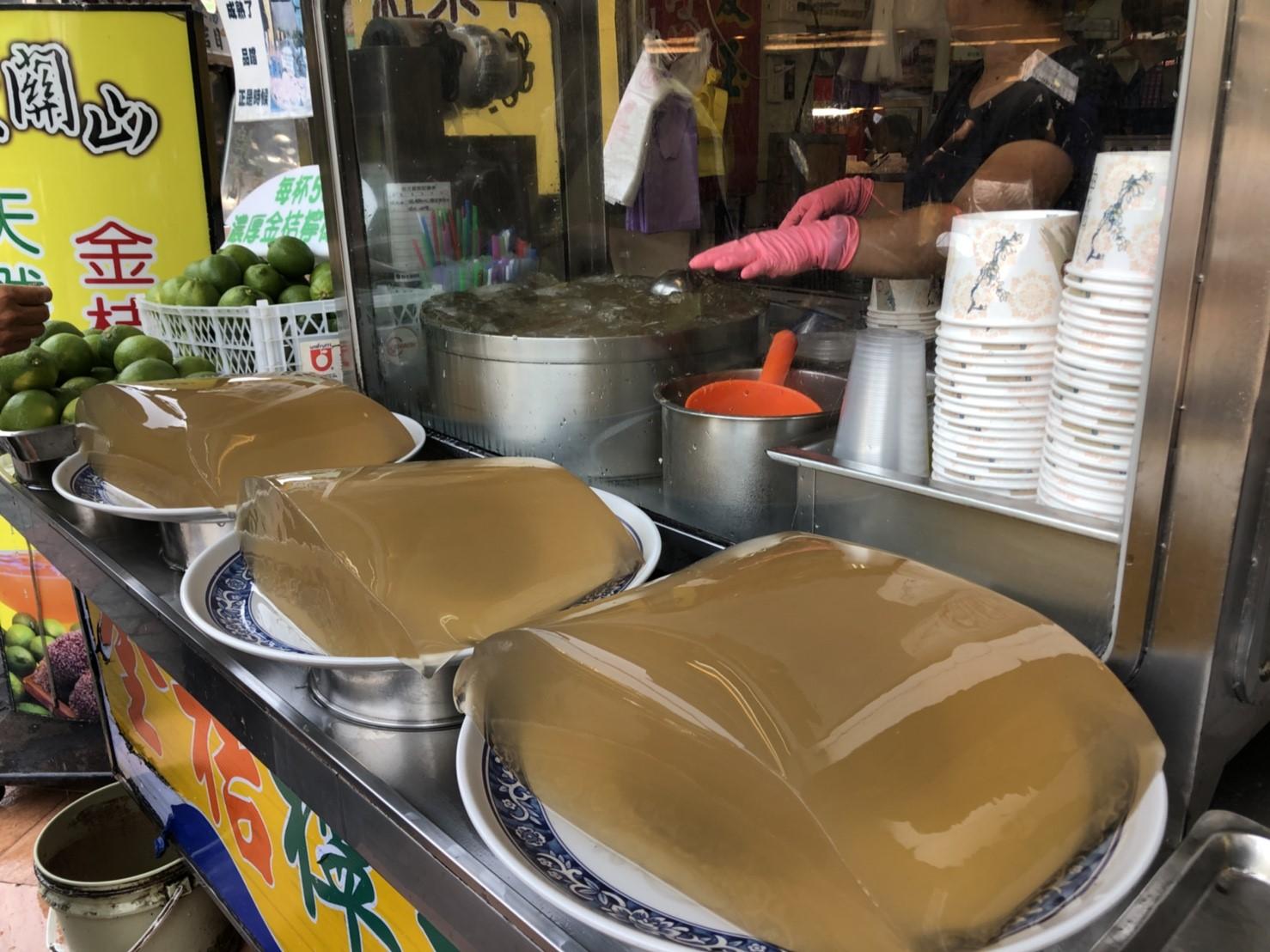 【台湾】地元民も絶賛‼40年の歴史を持つこだわり店『老張愛玉冰』@高雄