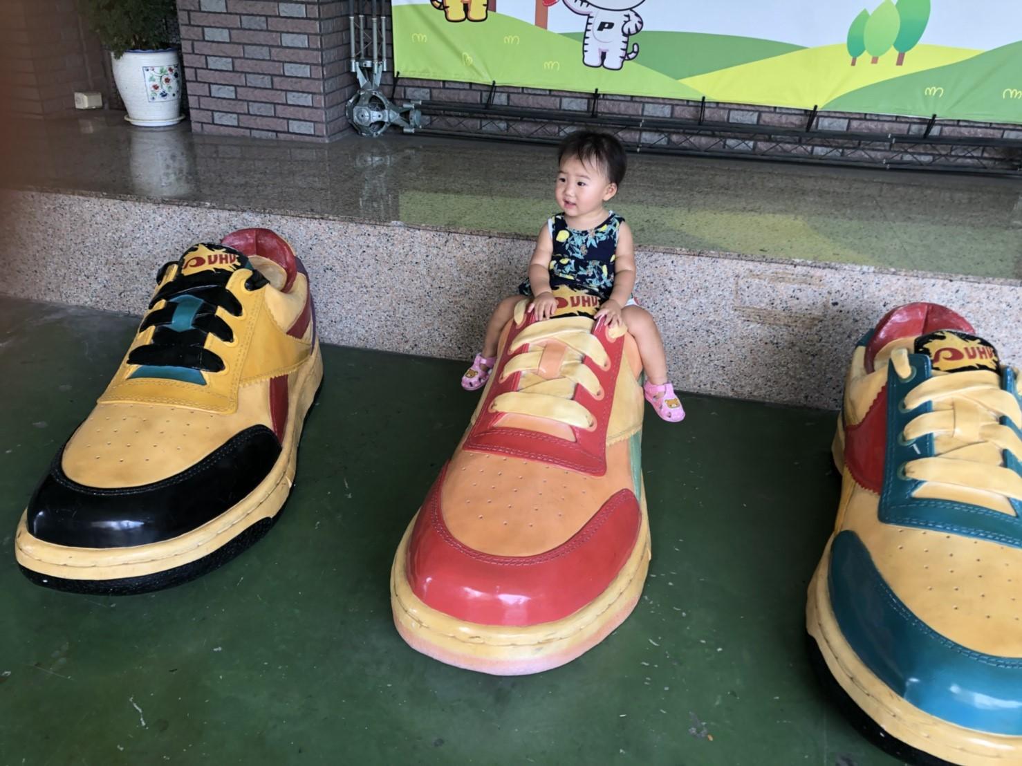 『まるで陸王の世界⁉』超間近で見られる靴工場*彪琥台灣鞋故事館***