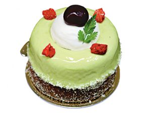 Boulangerie Patisserie E-ji&co.の「ピスターシュ」◆薬院