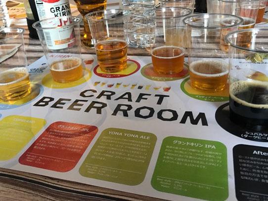 クラフトビール6種を飲み比べ! キリンビール主催の「クラフトビールルーム」へ【編集部ブログ<TOKYO>】