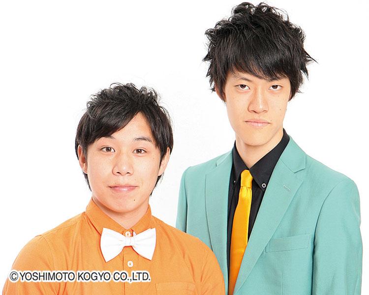 photo:霜降り明星 (c)YOSHIMOTO KOGYO CO.,LTD.